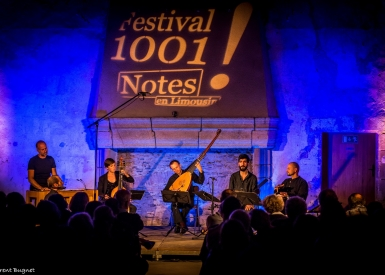 Conditions Sanitaires 2021 au Festival 1001 Notes 2021