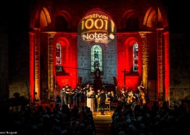 Anthea Pichanick et Le Concert de l'Hostel Dieu