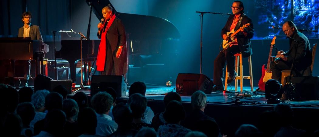 Barbara Hendricks & son Blues Band - Festival 2018