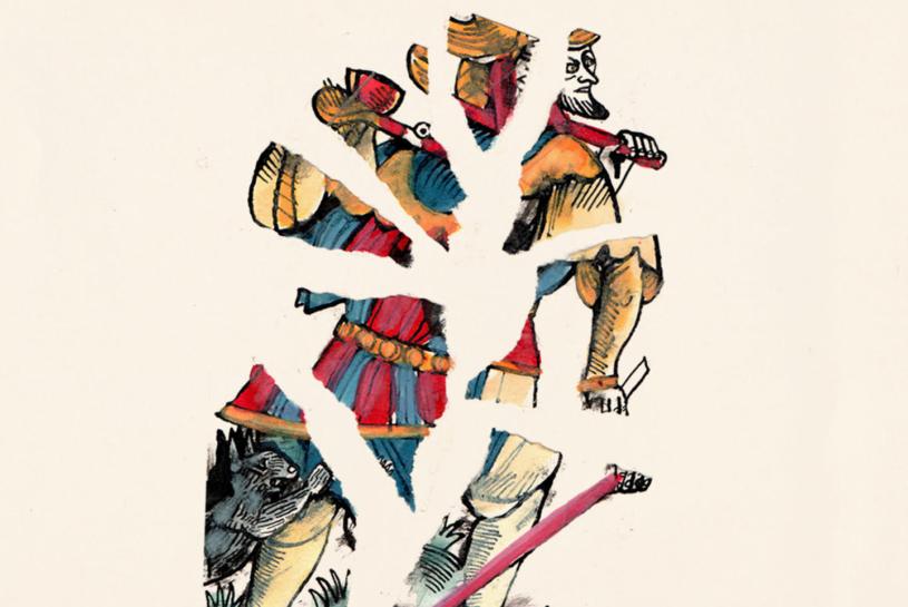 Les Arcanes • nouveau disque d'Artuan de Lierrée