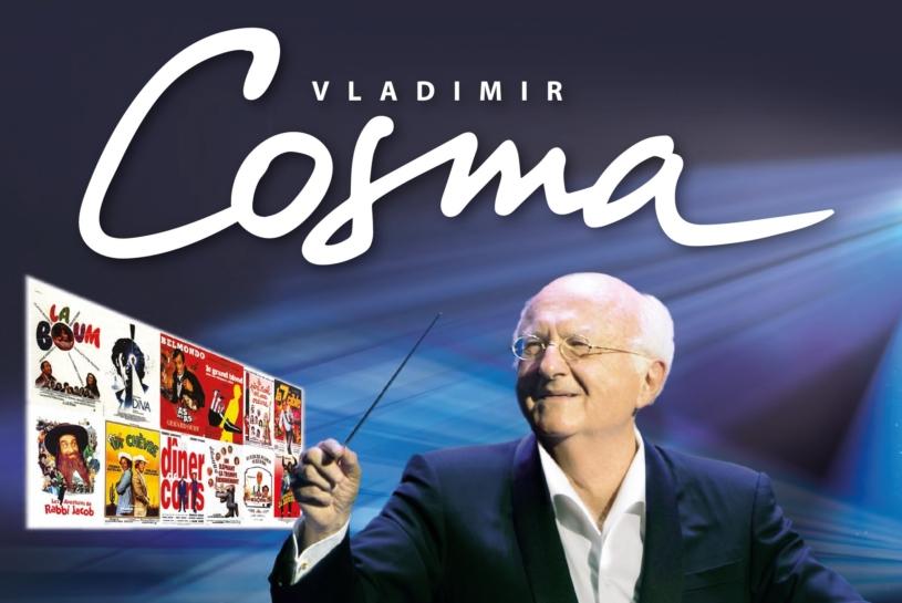 Vladimir Cosma au Grand Rex • les 26 et 27 janvier