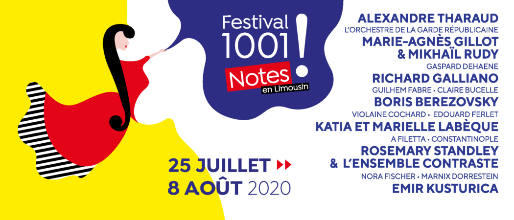 Festival 1001 Notes 2020