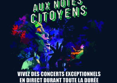 """""""Aux notes citoyens"""" - Carré"""
