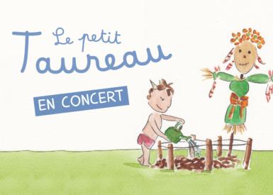 """""""Les petits Zodiaques"""" : Le petit Taureau"""