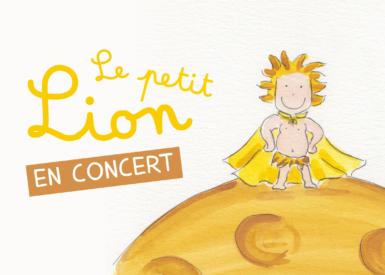« Les petits Zodiaques » : Le petit Lion