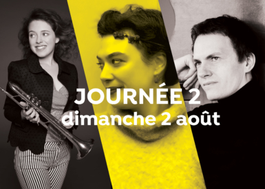 Journée 2 : A. Tharaud, L. Renaudin Vary, R. Standley...