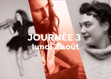 Journée 3 : Le Concert de l'Hostel Dieu, R. Standley, J. Rondeau...