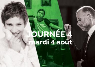 Journée 4 : I. Georges, Dom La Nena, Le Concert de l'Hostel Dieu...