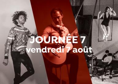 Journée 7 : Thibault Cauvin, Thomas Leleu, Félicien Brut...