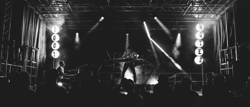 Thylacine en concert, au Festival 1001 Notes