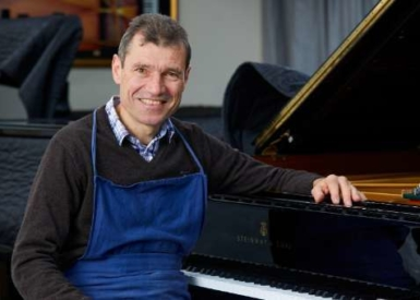 Ulrich Gerhartz, l'accordeur majeur