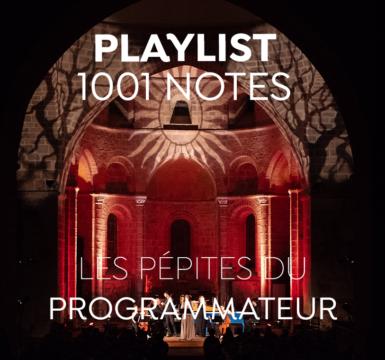 Playlist 1001 Notes - Les pépites du Programmateur