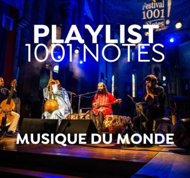 1001 Playlist : Musique du Monde