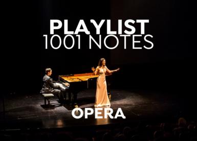 1001 Playlist : Opéra
