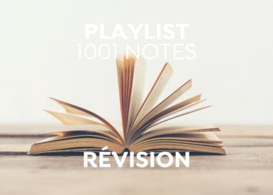 Playlist 1001 Notes Réviser avec de la musique classique