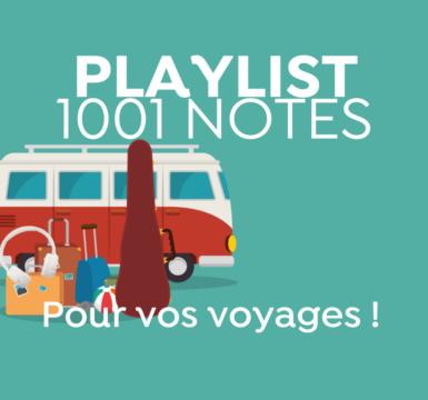 TicTacTrip et le Festival 1001 Notes : les trajets en musique