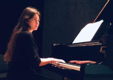 Madeleine Pottier «J'aimerais vraiment pouvoir monter du répertoire  et en jouer.»