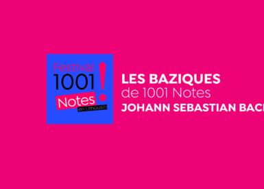 Les BaZiques - Johann Sebastian Bach #4