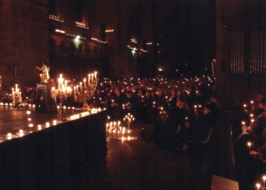 Concert de Noël aux chandelles