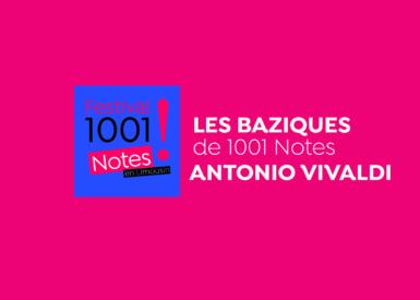 Les BaZiques - Antonio Vivaldi #3